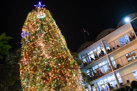 photos san josé children u0027s hospital lights up its giant christmas