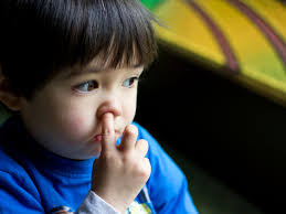 nose picking thumb and more readers share tips for