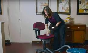 Office Chair Covers How To Clean A Fabric Office Chair Home Cleaning Youtube