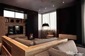 luxury homes interior design dramatic modern house by site interior design decoholic