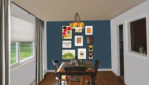 Dining Room Accent Wall by Accent Wall Dining Room Elegant Formal Table Decoration Ideas