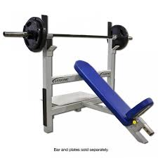 Olympic Bench Press Dimensions Pro Series Olympic Incline Bench Legend Fitness