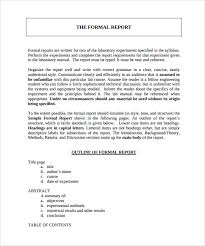 Sample Business Report Writing Best Photos Of Format Report   xianning