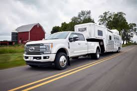 Ford F250 Concept Truck - adaptive steering on 2017 super duty makes turning easier medium
