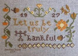 56 best fall thanksgiving images on cross stitch