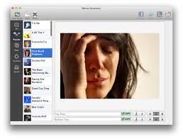 Meme Generator For Mac - crea tus propios memes meme generator para mac mac taringa