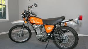 1974 honda xl175 enduro s18 chicago motorcycles 2016