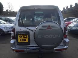 used manual mitsubishi shogun for sale rac cars
