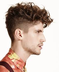 2016 men u0027s trendy undercut hairstyles for curly hair men u0027s