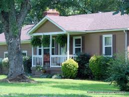front porch ideas ranch style homes home ideas