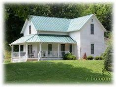 through fastened bare galvalum i love the old farmhouse feel of