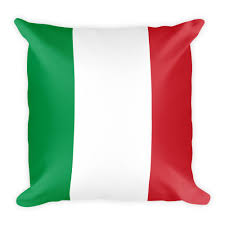 Flag Italy Italian Flag Throw Pillow U2013 Letmebefrankdesign