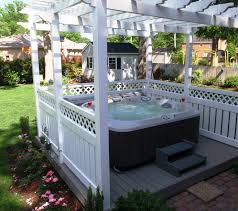 Covered Gazebos For Patios Best 25 Tub Pergola Ideas On Pinterest Tub Garden
