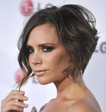 best short hairstyles with headband for brown hair color cute