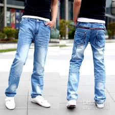 mens light colored jeans 2018 men2012 autumn and winter light colored jeans men the tide