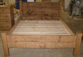 Diy Queen Platform Bed Frame Plans by Bedroom Diy Queen Size Bed Frames Plan For Master Bedrooms With