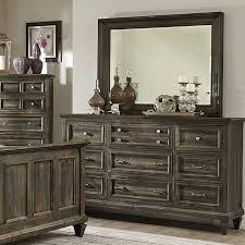 kenlin drawer guide emerald home interlude 6 drawer dresser hayneedle