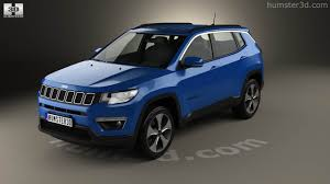 compass jeep 2016 360 view of jeep compass longitude latam 2016 3d model hum3d store