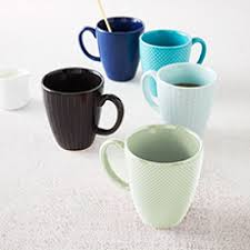 Pretty Mugs Textured Mugs West Elm