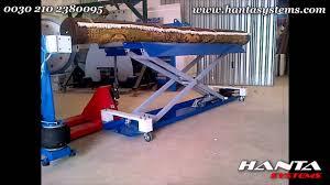 Lift Bench Scissor Lift Roller Bench Youtube