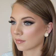 makeup that looks airbrushed choosing to do your wedding makeup yourself here are a few tips