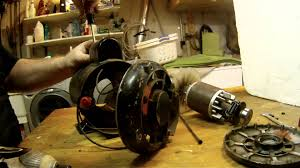 electric motor repair disassembly and reassembly youtube