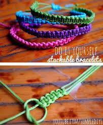 diy make bracelet images 12 best knots images crafts knot bracelets and braid jpg