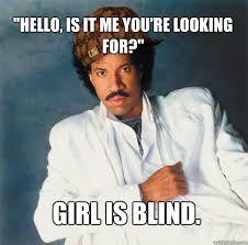 Lionel Richie Meme - scumbag lionel richie memes quickmeme
