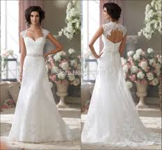 key back wedding dress keyhole back lace wedding dress 79 about