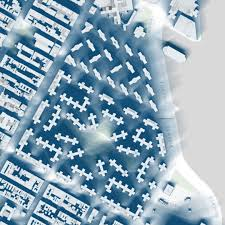 New York Pocket Map by This Amazing Map Shows Shadows Of New York City Geoawesomeness