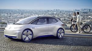 volkswagen vw meet the vw id electric car 300 plus mile range in 2020 self