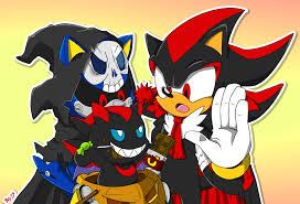 Sonic Shadow Halloween Costume Metal Sonic Shadow Shadow Chao Commission Tentenswift Deviantart