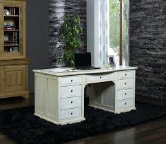 bureau bois massif blanc bureau bois massif blanc bureau ministre simon en chane de style