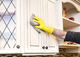 how to clean grease cherry wood kitchen cabinets how to clean your kitchen cabinets