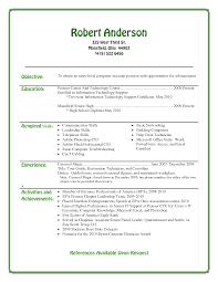 resume examples for students with no experience entry level information technology resume with no experience sample resume for a highschool student with no experience and break up resume examples accountant resume