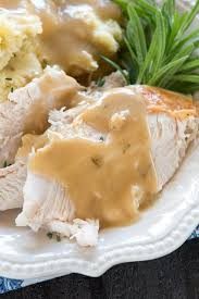 easy 5 minute gravy for crust