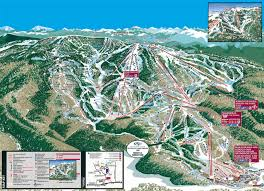 map of colorado ski resorts ski resort map