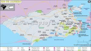 city map of brazil de janeiro map city map of de janeiro brazil