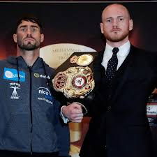 george groves vs jamie cox challenger convinced he can wreck
