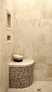 best ideas about travertine shower pinterest like the idea seat shower tiled with same backsplash tiling