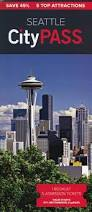Tourist Map Of Seattle by Seattle City Pass Seattle Wa Ettractions Com
