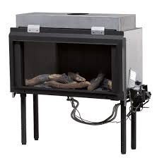 mcz 7 2kw forma 95 gas burning closed fireplace