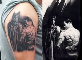 batman tattoos pictures to pin on pinterest tattooskid