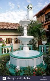 colonial interior garden building and architecture calle la