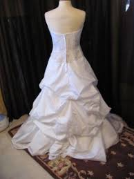 wedding dress bustle bustling wedding gowns in anoka mn part 2 basic bustle
