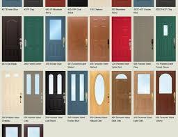 Steel Exterior Doors With Glass Plain Steel Exterior Door Exterior Doors Ideas