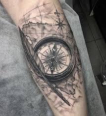 25 trending nautical compass tattoo ideas on pinterest card