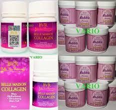 Scrub Bvr jual paling murah paket combo bvrc bvr collagen bvr gold scrub