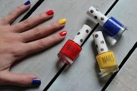 Top Shop Nail Bar Topshop Primary Nails Nailed It Pinterest Topshop And Makeup