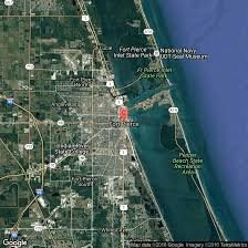 Map Of Fort Pierce Florida by Hotels On The Oceanfront Of Fort Pierce Florida Usa Today